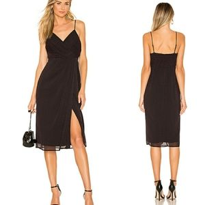 NBD Averie Midi Dress NWT